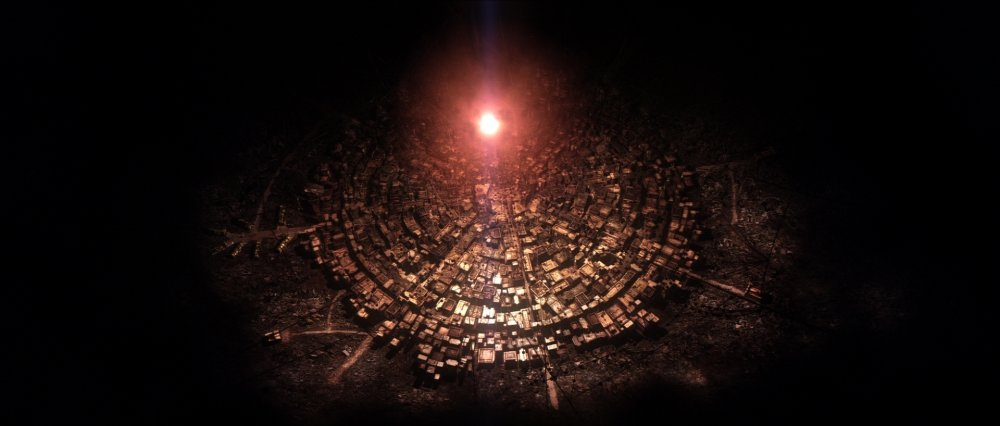 city of ember | BUF Labyrinth 1986